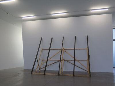 David Lamelas, 'Falling Wall', 1993-2019