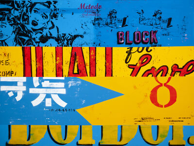 Daniel Melim, 'Block', 2020