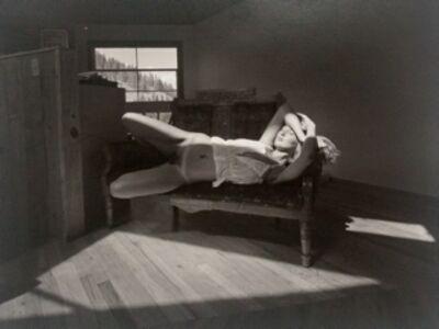 Jack Welpott, 'Sherry', ca. 1980