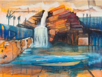 Louise Thomas, 'Isla Nublar Lagoon', 2013