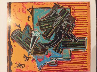 """Frank Stella, '""""La Penna Di Hu""""', 1988"""
