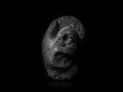 Athar Jaber, 'Stone Head Opus 5 nr.10', 2016