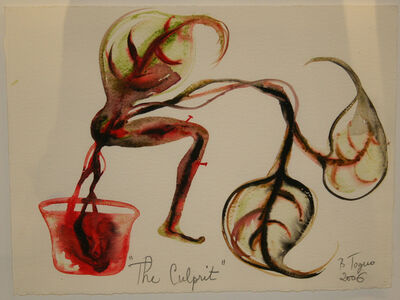 Barthélémy Toguo, 'The Culprit', 2007