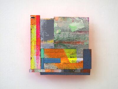 Joan Grubin, 'Detritus #8', 2015