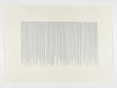 Vincenzo Merola, '203 Dice Rolls (Variable Length)', 2018
