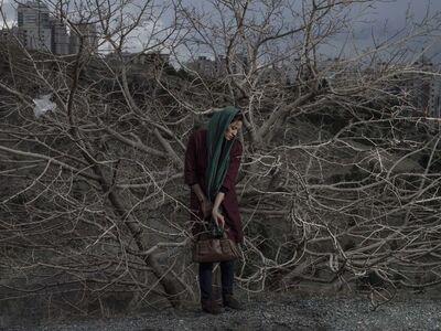 Newsha Tavakolian, 'Somayeh, from Blank Pages of an Iranian Photo Album', 2014-2015