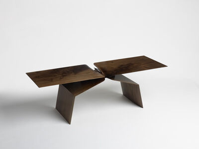 Carol Egan, 'Sculptural Hand Carved Coffee Table', 2013
