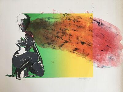 Allen Jones, 'Kneeling figure II', 1970