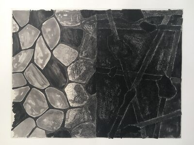 Jasper Johns, '(Untitled) from Foirades/Fizzles', 1976
