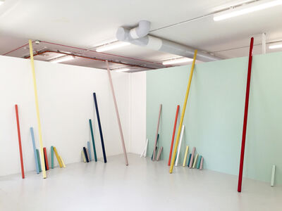 Kaveh Ossia, 'People of refinement avoid vivid colours', 2015