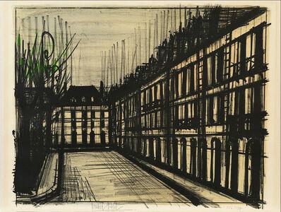 Bernard Buffet, 'La Place des Vosges', 1962