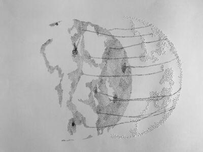 Safaa Erruas, 'Ink On Paper 7', 2019-2020