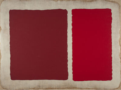 Laura Hapka, 'Two Reds', 2019