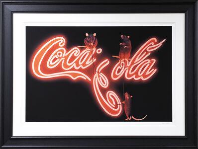 Dean Martin, 'Rats Fixing Coca Cola', 21st Century