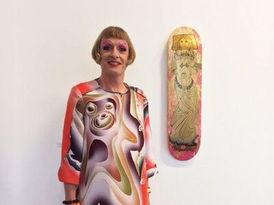 "Grayson Perry, 'GRAYSON PERRY ""KATEBOARD"" ', 2017"