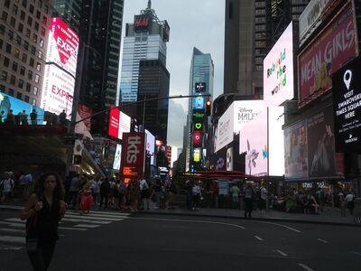Jenny Chan, 'Times Square #3', 2019