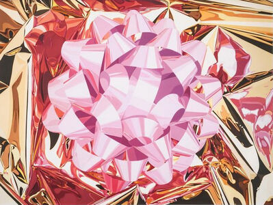 Jeff Koons, 'Pink Bow ', 2013