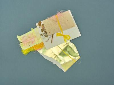 Amelia Etlinger, 'Untitled (Yellow polka dots)', 1976