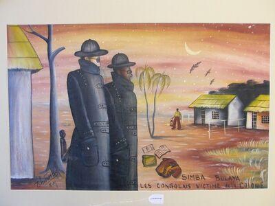 Tshibumba Kanda Matulu & Simba Bulaya, 'Les Congolais victimes de la colonie '