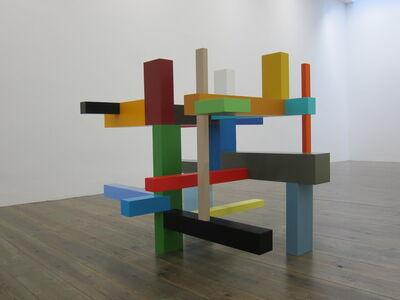 Krijn De Koning, 'Verticals and Horizontals', 2015