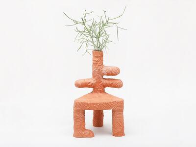 Chris Wolston, 'Parrot Plant Chair', 2017