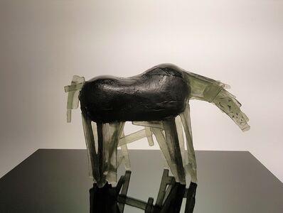 Shin Sang Ho, 'Dream of Africa (grey)', 2013