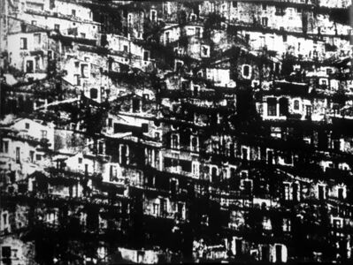 Mimmo Jodice, 'Morano Calabro', 1966
