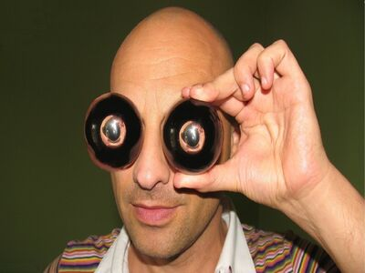 Alberto Magrin, 'My big eyes', 2015