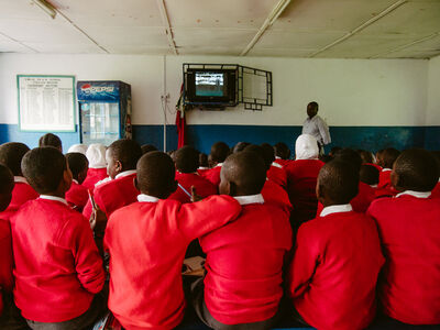 Sam Satchu, 'Umoja Primary and Nursery School, Mbeya Tanzania', 2016