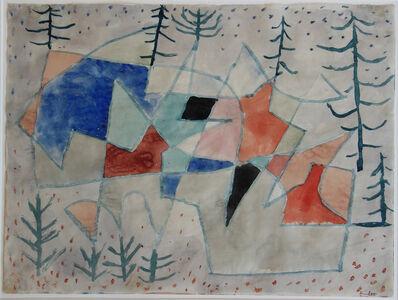 Paul Klee, 'Edelklippe', 1933