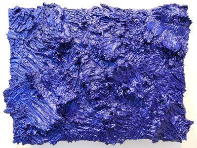 Shayne Dark, 'Storm Surge Metallic Blue', 2019