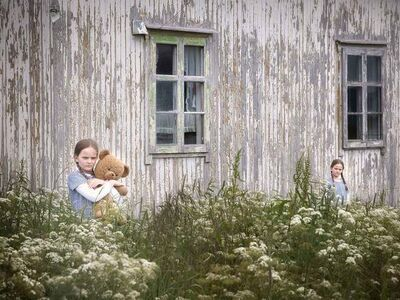 "Britt Marie Bye, '""Passing time II""', 2019"