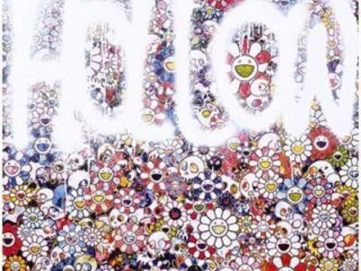 Takashi Murakami, 'Hollow!', 2015