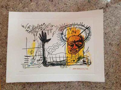 Jean-Michel Basquiat, 'Basquiat, Untitled 1982 Reproduction', 1982