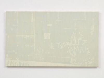 Nicolás Guagnini, 'Work No. 2', 2014