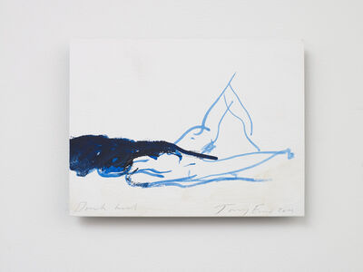 Tracey Emin, 'Dark head', 2013