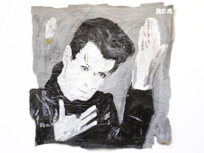 Luis Pérez Calvo, 'Bowie', 2017