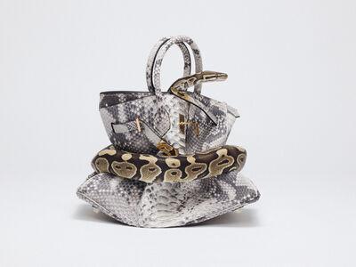 Tyler Shields, 'Python Birkin', Python Birkin