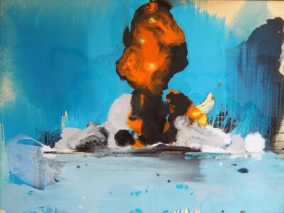 Ilona Szalay, 'Volcano', 2016