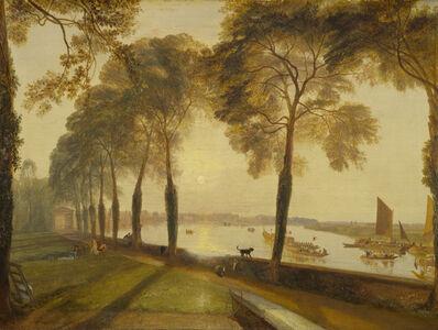 J. M. W. Turner, 'Mortlake Terrace', 1827
