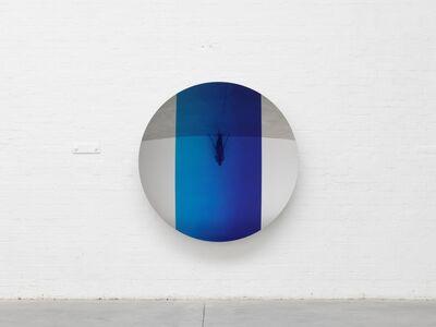 Anish Kapoor, 'Split (Oriental Blue to Cobalt Blue)', 2018