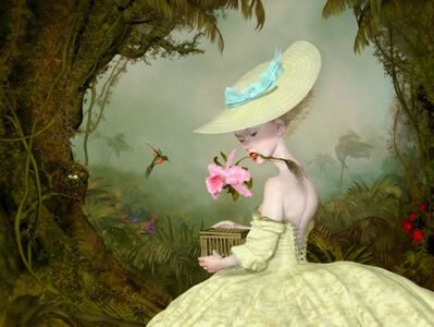 Ray Caesar, 'The Collector ', 2014