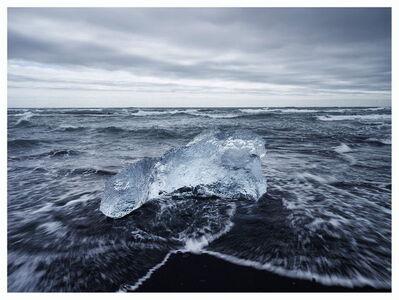 Mikael LAFONTAN, 'Islande Jokulsarlon 15', 2013