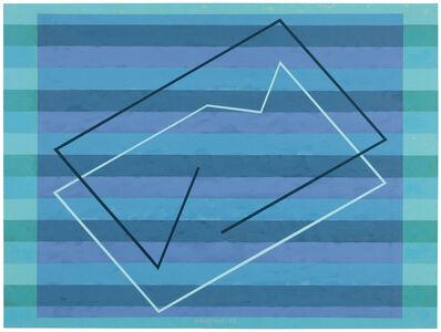 Jorma Hautala, 'Sininen hetki /Blue Moment', 1985