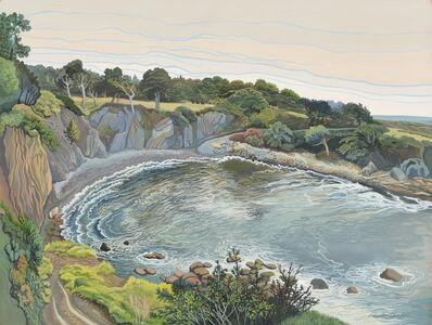 Phyllis Shafer, 'Ocean Cove', 2019