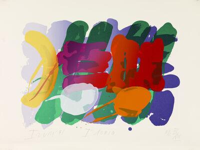 Albert Irvin OBE, RA, 'Idonia', 1991