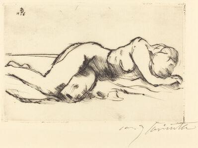 Lovis Corinth, 'Female Nude (Weiblicher Akt)', 1916