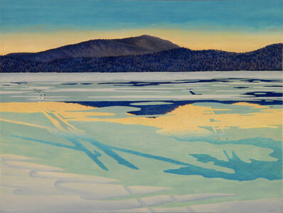 Alan Bray, 'January Thaw', 2016