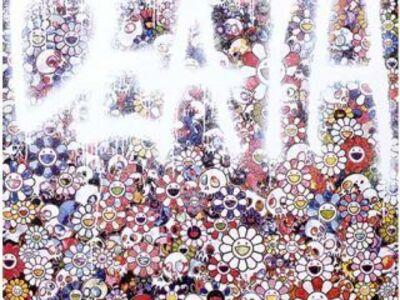 Takashi Murakami, 'Death.'