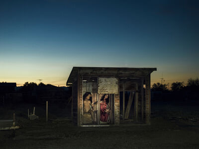 Eric Chang, 'Daybreak, Bombay Beach', 2014